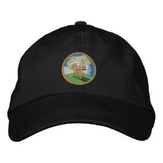 Frieda Tails - black baseball cap