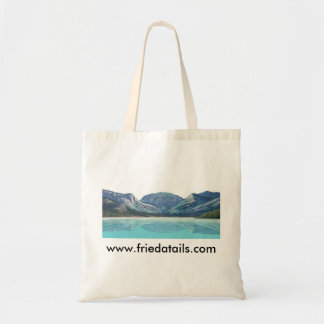 Frieda Tails - Mountains - Budget Tote