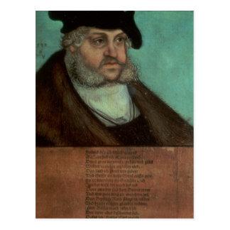 Friedrich III, the Wise, Elector of Saxony Postcard