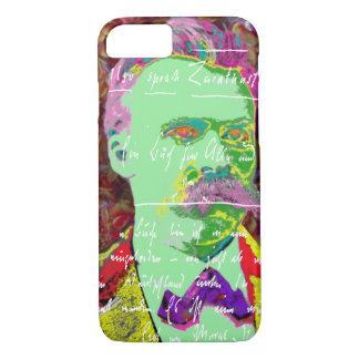 Friedrich Nietzche German Philosopher Existential iPhone 7 Case