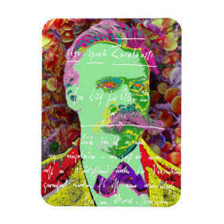 Friedrich Nietzche German Philosopher Existential Magnet