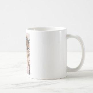 friedrich nietzsche - watercolor portrait.2 coffee mug