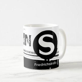Friedrichstrasse_02.0.T., BERLIN Coffee Mug