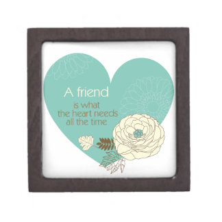 friend is what the heart need designed gift box premium keepsake boxes