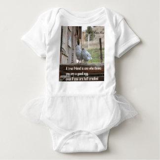 friend meme baby bodysuit