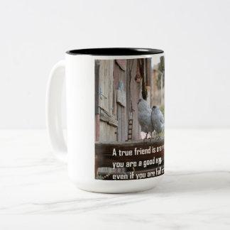 Friend meme mug