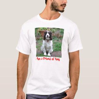 Friend of Hank T-shirt