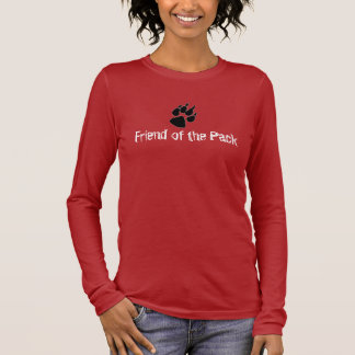 Friend of the Pack Long Sleeve T-Shirt