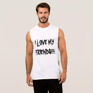 friendcore sleeveless shirt