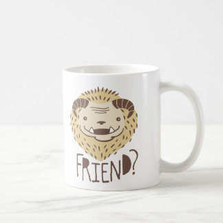 Friendly Beast Coffee Mug