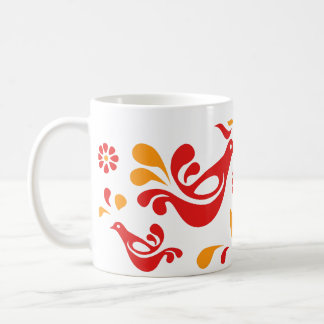 Friendly Bird Coffee Mug