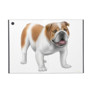 Friendly Bulldog iPad Mini Case