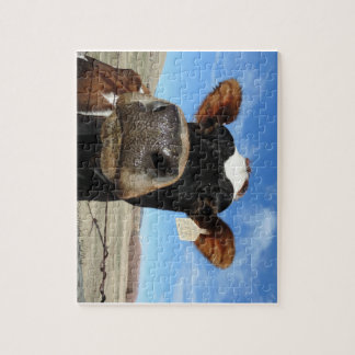 Friendly Cow Puzzle