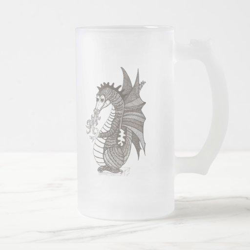 Friendly Dragon Mug