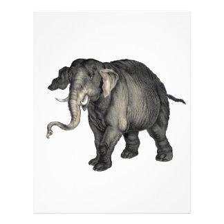 friendly elephant 🐘 letterhead