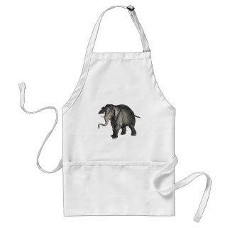 friendly elephant 🐘 standard apron
