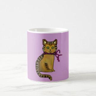 Friendly Feline Coffee Mug