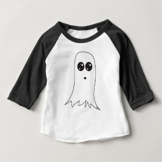 Friendly Ghost Baby T-Shirt