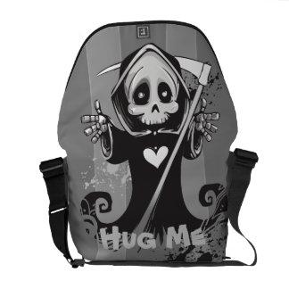 Friendly Grim Ripper Courier Bags