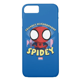 Friendly Neighborhood Spidey Mini Spider-Man iPhone 8/7 Case