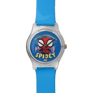 Friendly Neighborhood Spidey Mini Spider-Man Watch