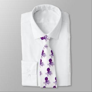 Friendly octopus tie