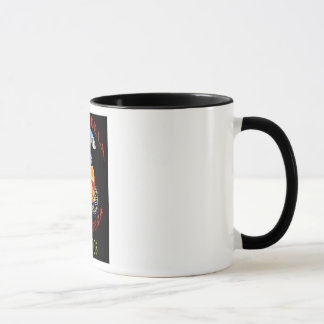 Friendly of the Gredos highway Mug