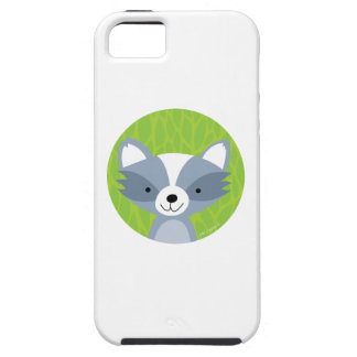 Friendly Raccoon - Woodland Friends Case For The iPhone 5