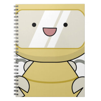 Friendly Robot Notebooks