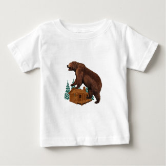Friendly Savage Baby T-Shirt