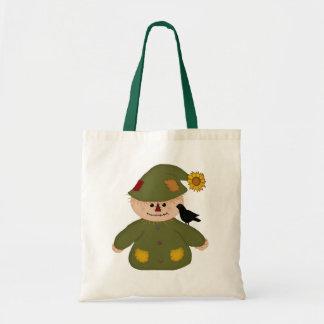 Friendly Scarecrow Bag