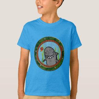 friendly shark - fashion accessories tshirts