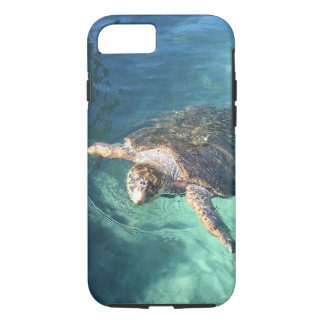 Friendly Turtle in Mexico iPhone 8/7 Case