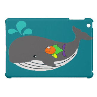 Friendly Whale Case For The iPad Mini