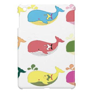 Friendly Whales iPad Mini Case