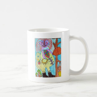 Friendly Zooka Coffee Mug