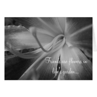 Friends-Are-Flowers Card