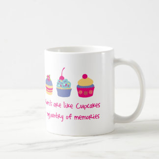 Friends are like Cupcakes Mug