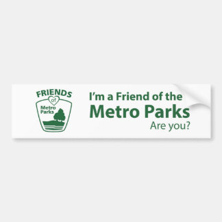 Friends Bumper Sticker