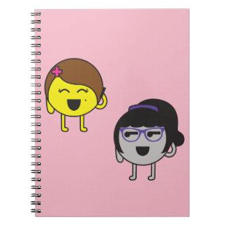 Friends call notebooks