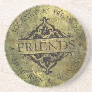 Friends Coaster