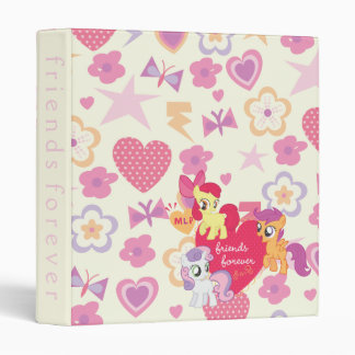 Friends Forever 3 3 Ring Binder
