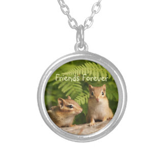 Friends Forever Bbay Chipmunk Necklace