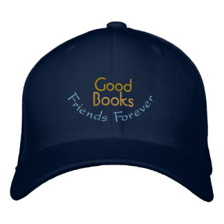Friends Forever Embroidered Hat