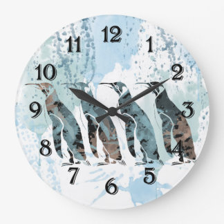 Friends Forever Large Clock