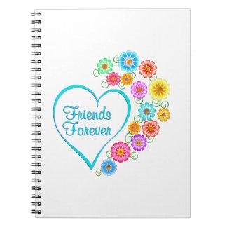 Friends Forever Notebooks