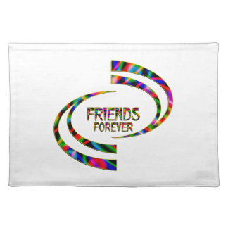 Friends Forever Place Mats