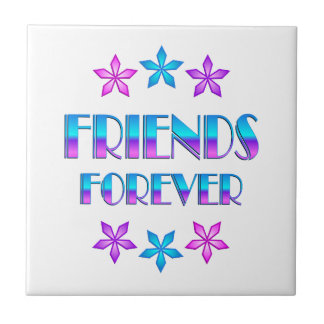 FRIENDS FOREVER TILE