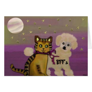 Friends Forever Valentine Card