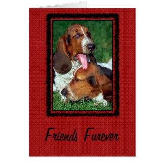 Friends Furever [ Forever] Card